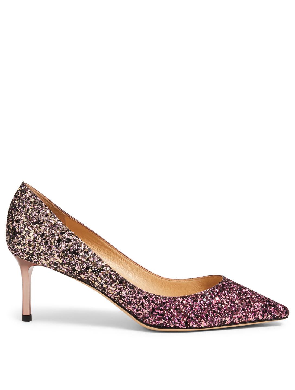 1be1f88da7bd JIMMY CHOO Romy 60 Dégradé Glitter Pumps Women's Pink ...