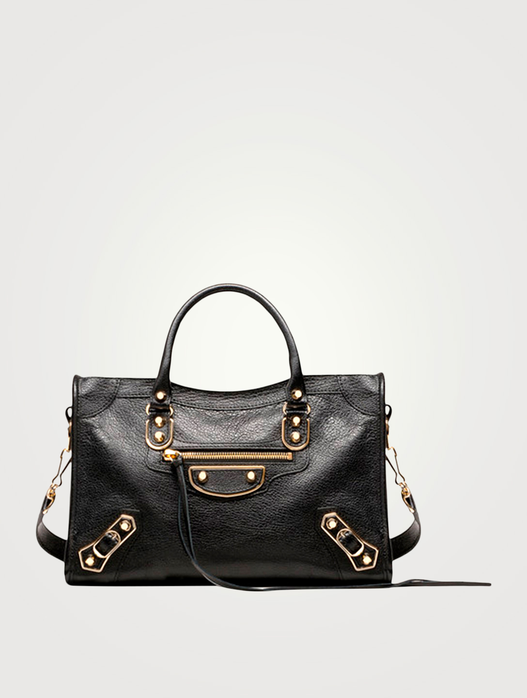 minusválido Específico dictador  BALENCIAGA Small Classic City Leather Bag | Holt Renfrew Canada