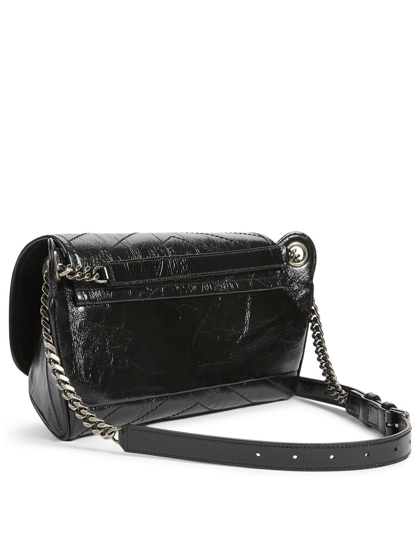 3c4641548d SAINT LAURENT Niki YSL Monogram Leather Belt Bag | Holt Renfrew