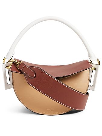 91084b19e77d Doris Leather And Suede Bag. $850 · YUZEFI