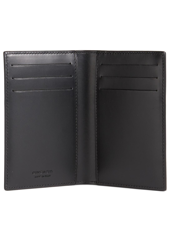 vente chaude en ligne 78543 25ab2 GIVENCHY Porte-cartes en cuir à logo | Holt Renfrew