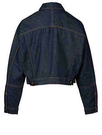 LEVI'S Future Vintage Trucker Jacket Women's Blue