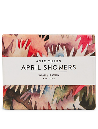 ANTO YUKON Savon April Showers Projet H