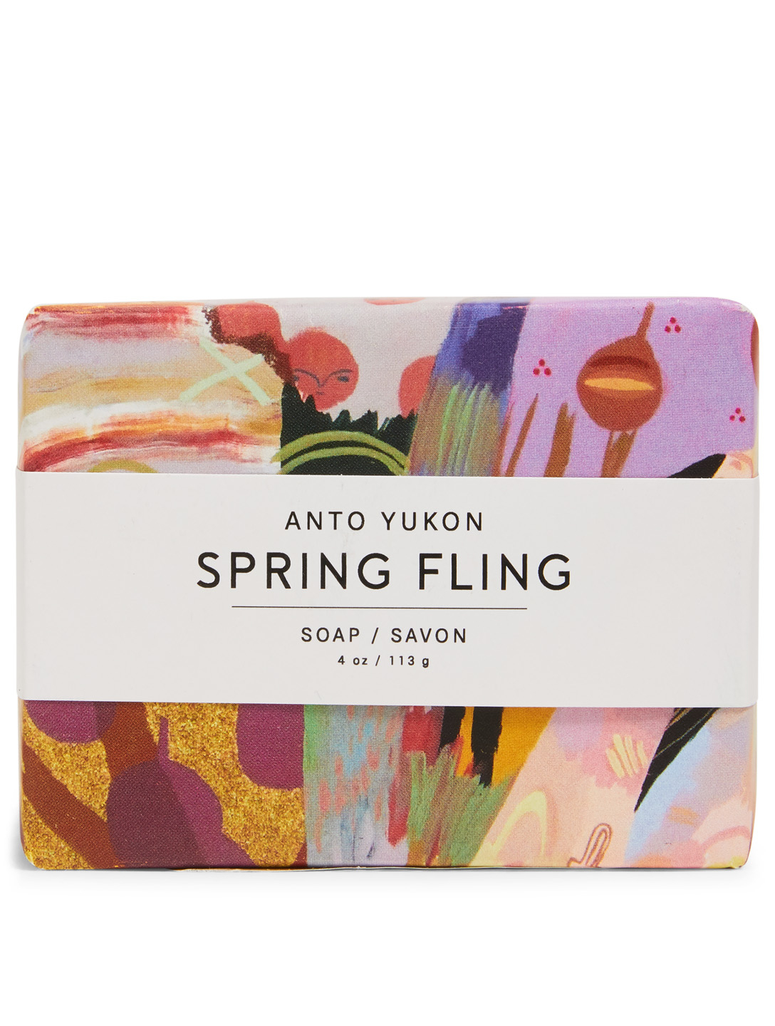 ANTO YUKON Spring Fling Soap Bar H Project No Color
