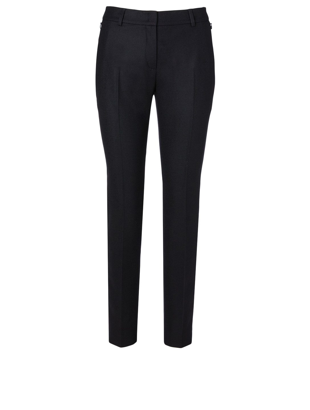 AKRIS Wool Stretch Pants Women's Blue