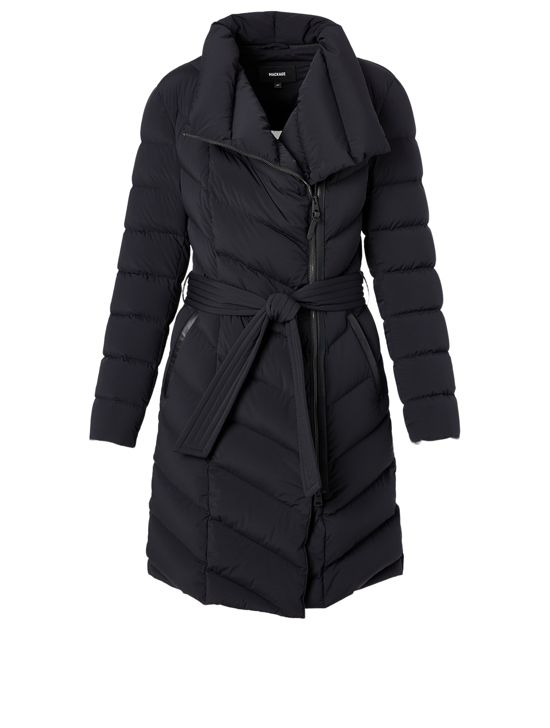 MACKAGE Ilena Down Coat Women's Black