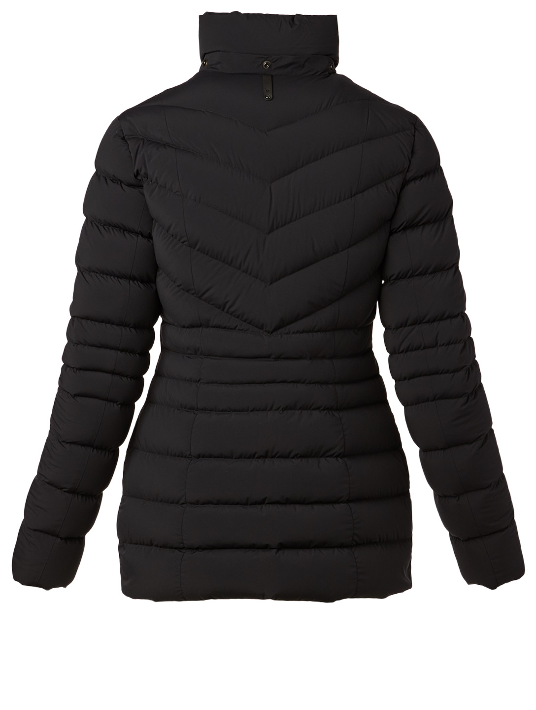 MACKAGE Patsy Down Coat With Fur Hood Women's Black
