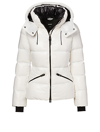 MACKAGE Madalyn Down Jacket Women's White