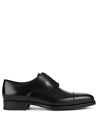 TOM FORD Chaussures habillées lacées Gianni en cuir Hommes