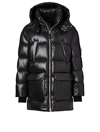 MACKAGE Kendrick Down Puffer Jacket Men's Black