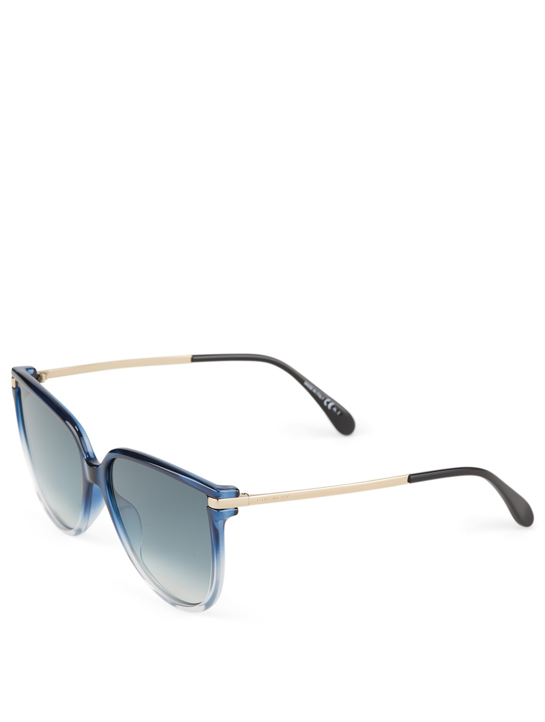 GIVENCHY Round Sunglasses Women's Blue