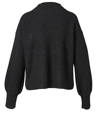 A.L.C. Helena Wool And Cashmere Sweater Women's Grey