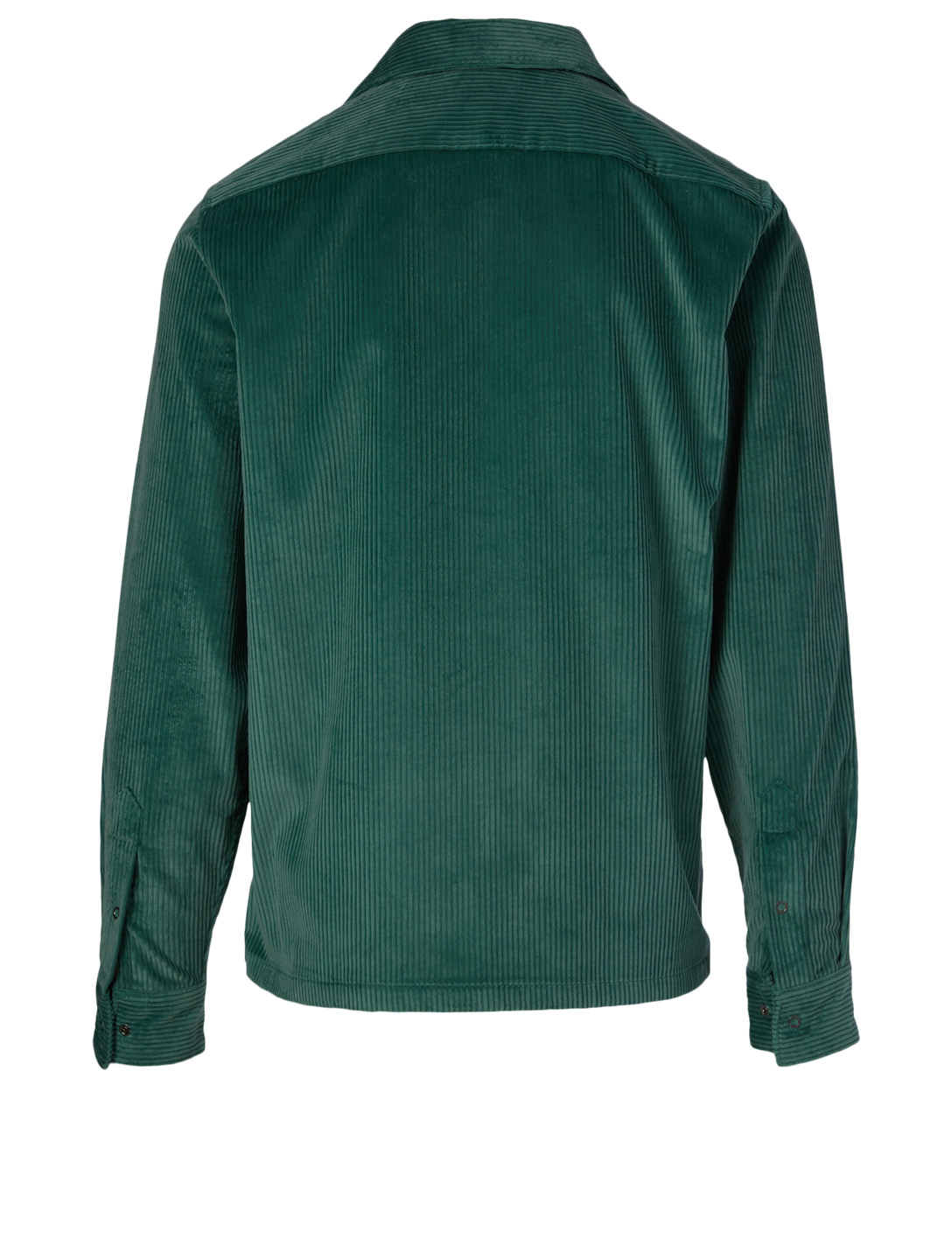 ACNE STUDIOS Corduroy Shirt Men's Green