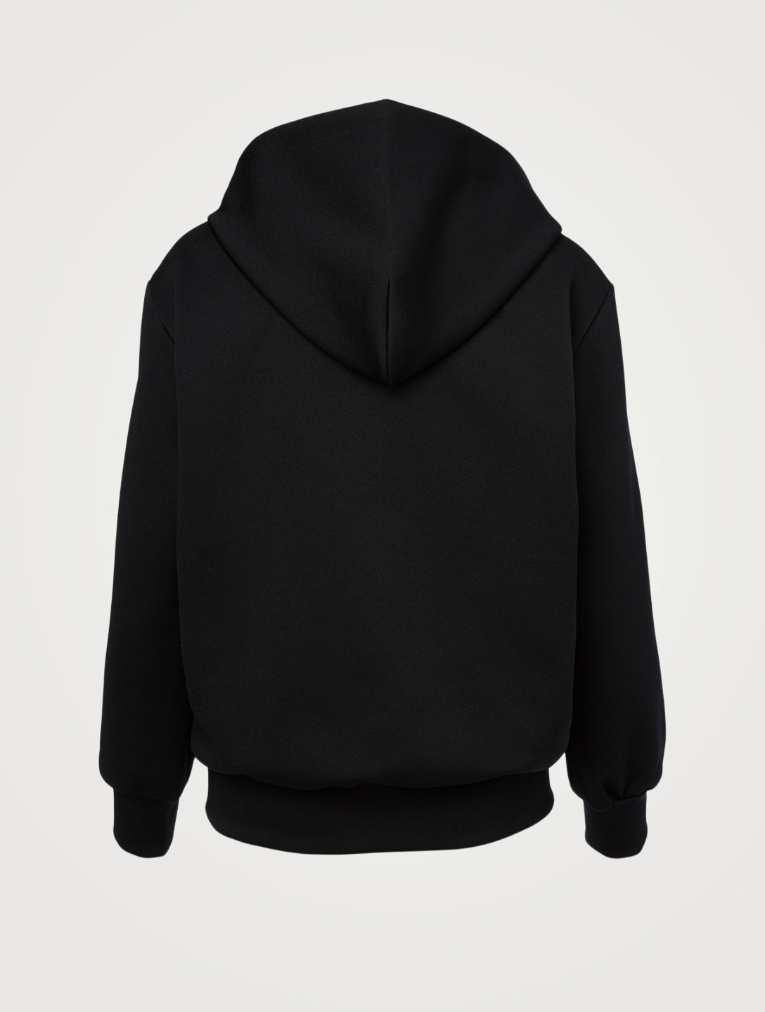 COMME DES GARÇONS PLAY Heart Patch Hoodie Men's Black