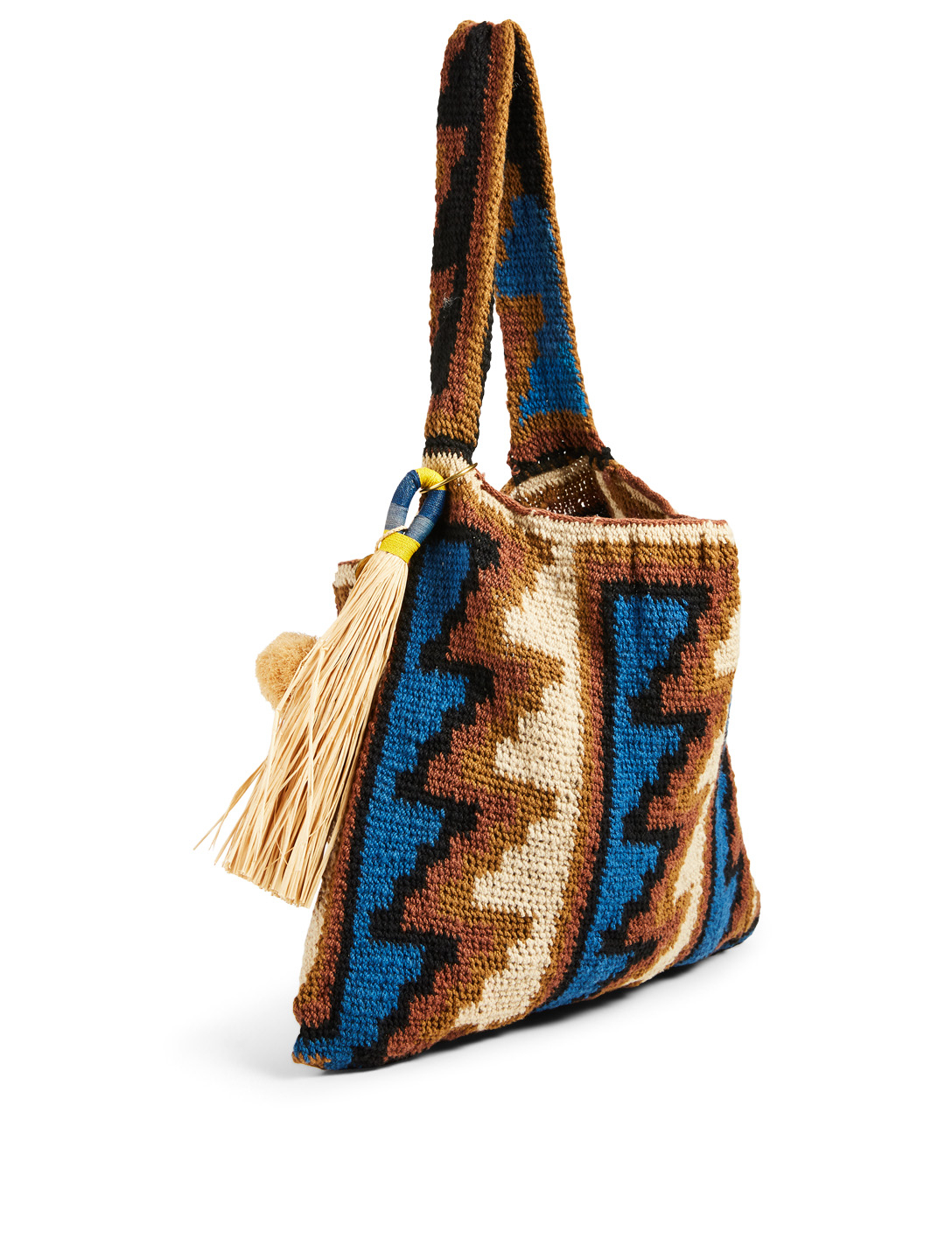AMONG EQUALS Highlands Bilum Bag H Project Multi