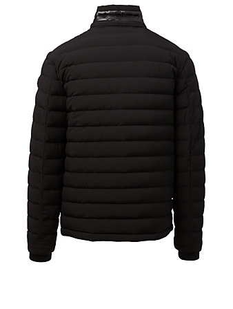MOOSE KNUCKLES Romieu Down Jacket Men's Black