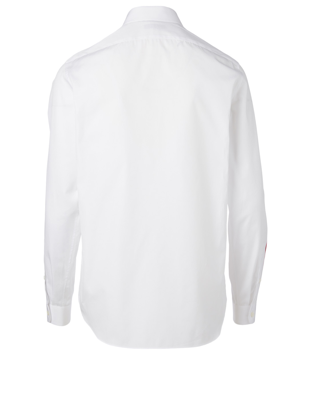 VALENTINO Cotton V-Logo Shirt Men's White