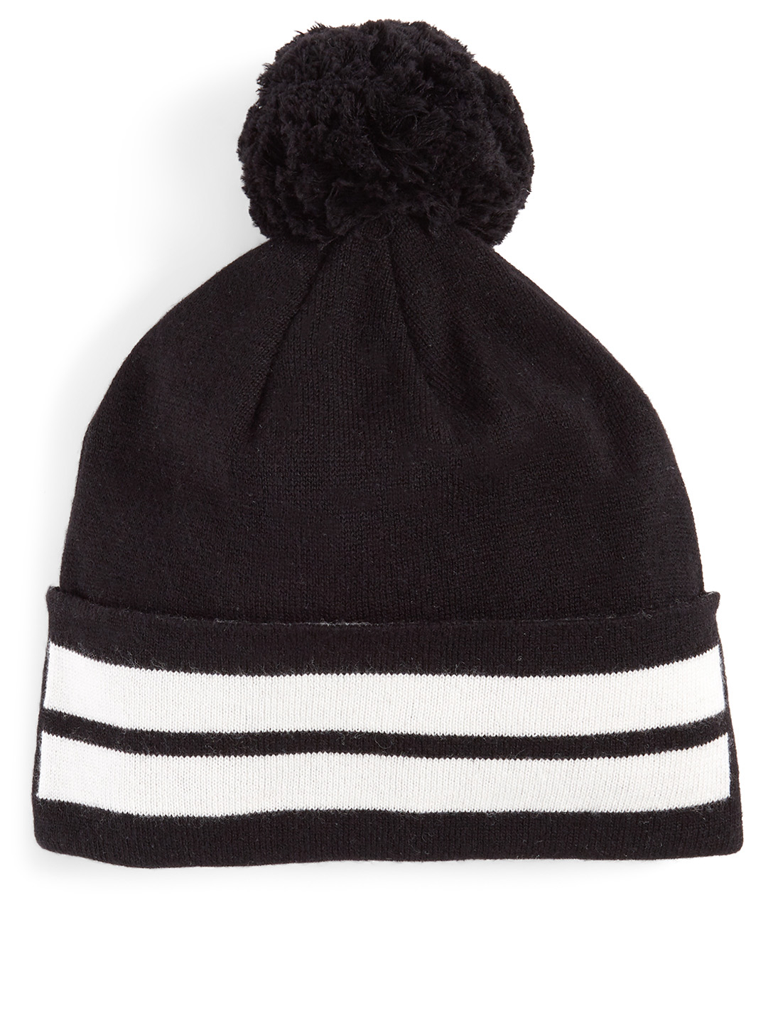 MACKAGE Kiko Logo Toque With Pom Women's Black
