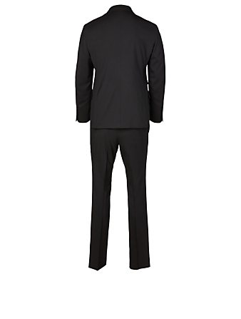 TOM FORD Shelton Wool Two-Piece Suit Men's Black