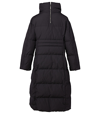 KUHO Quilted Down Coat Women's Black