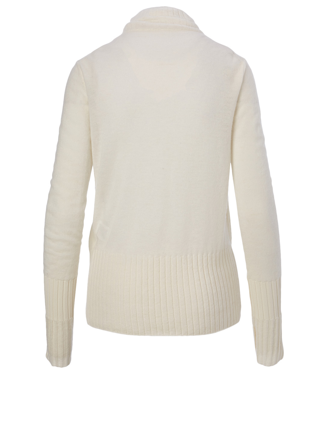 KUHO Wool-Blend Sweater Women's White