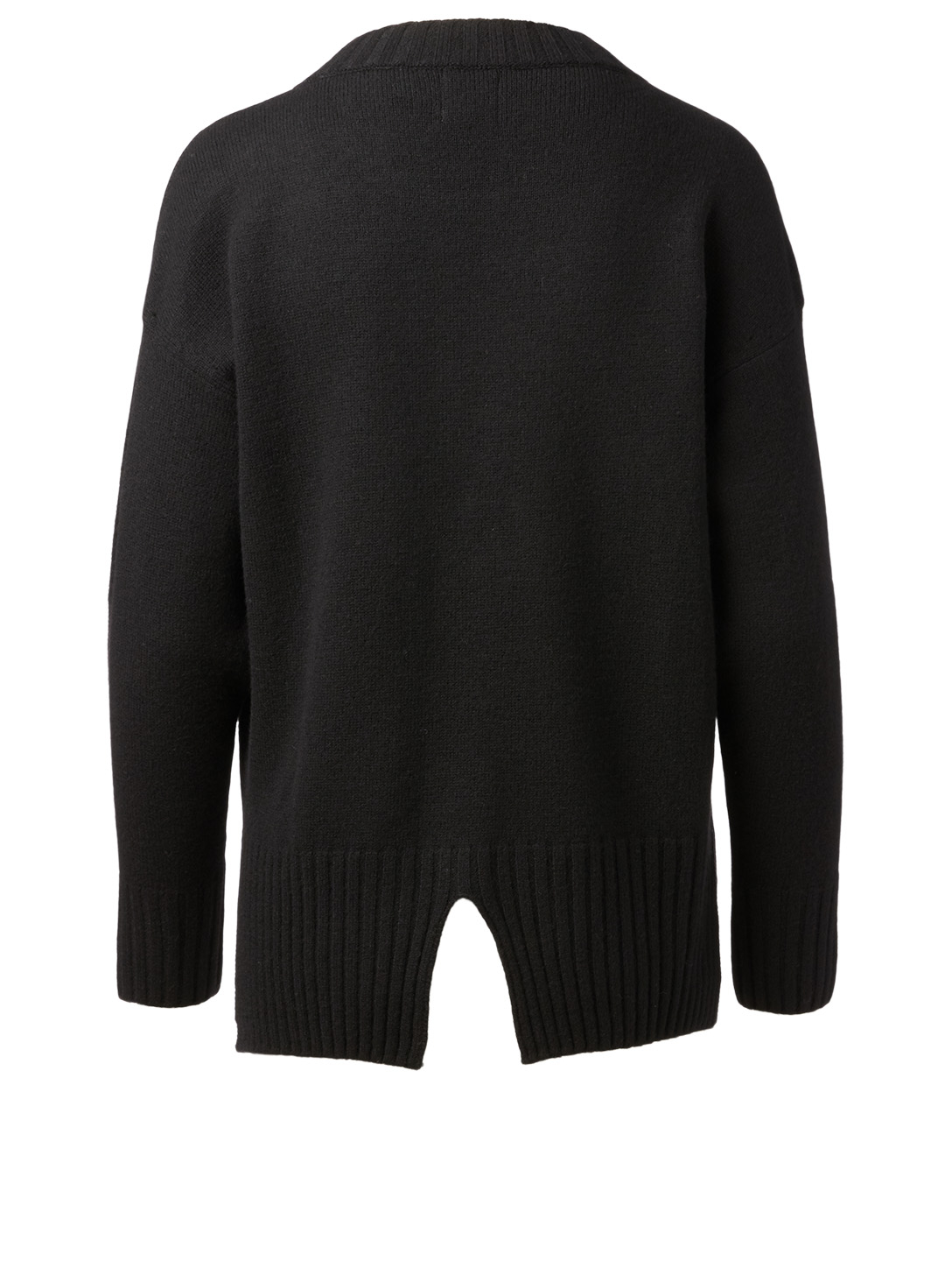 KUHO Wool Crewneck Sweater Women's Black