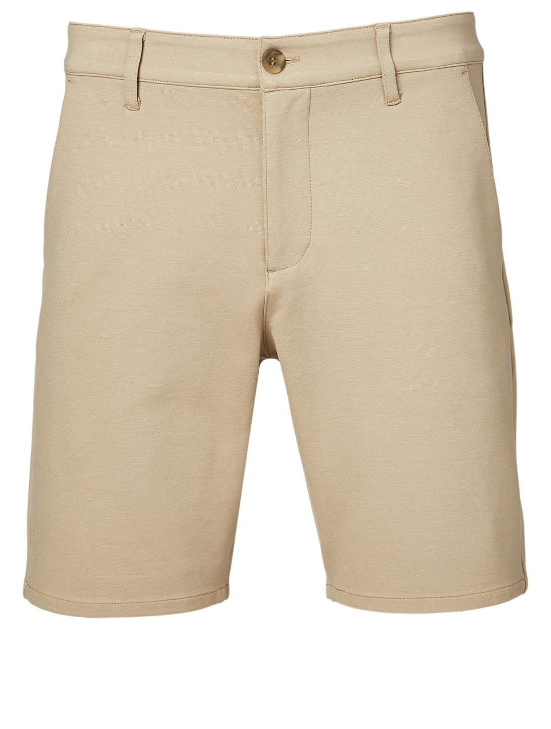 PAIGE Rickson Trouser Shorts Men's Brown