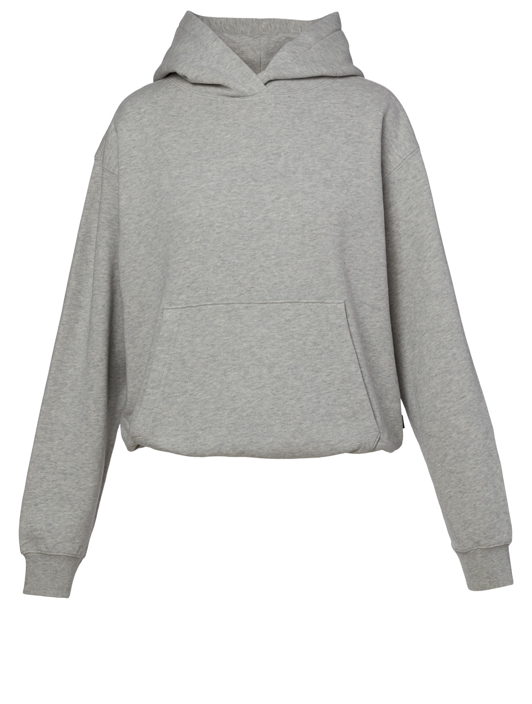 ALEXANDERWANG.T French Terry Hoodie Women's Grey