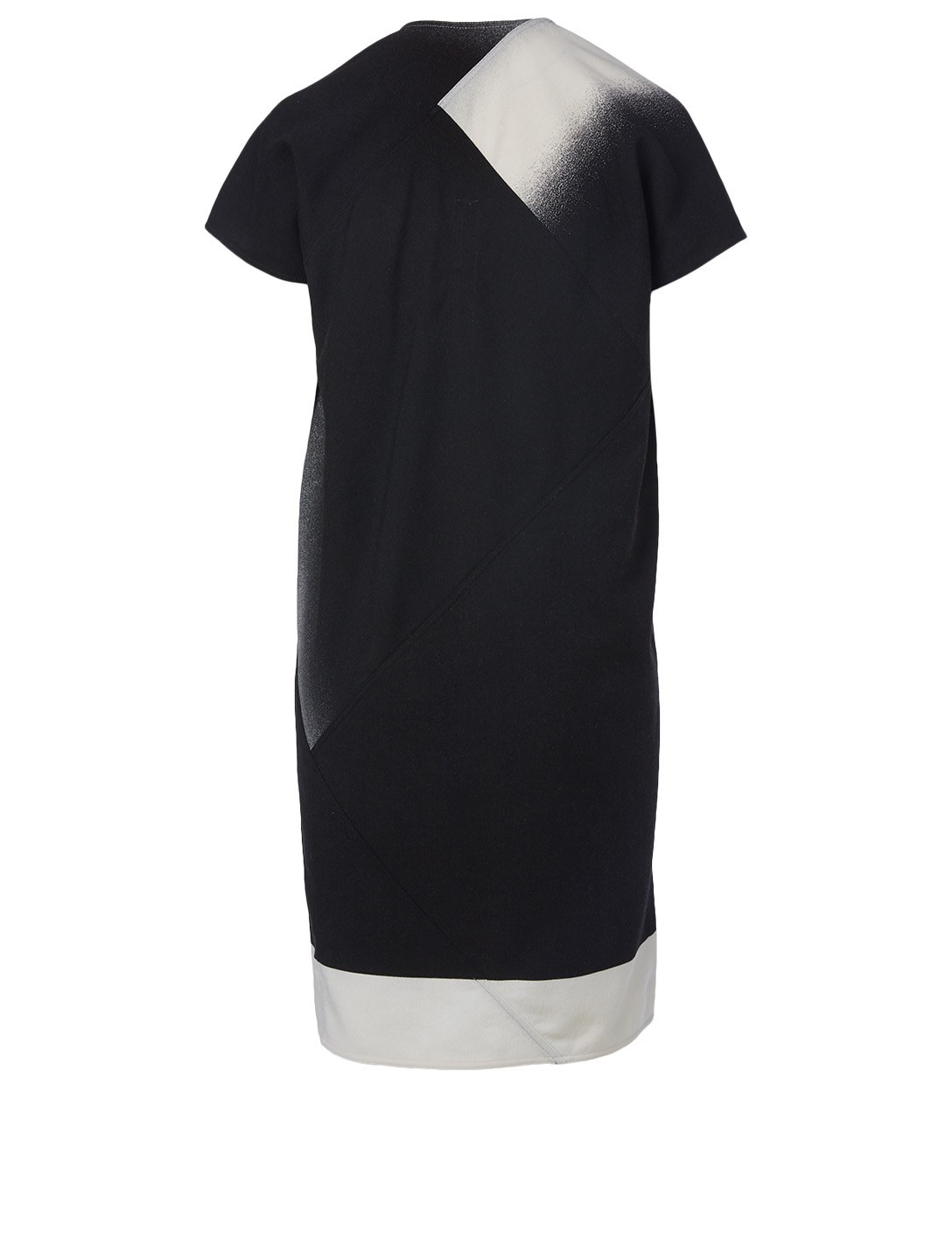 RICK OWENS Wool-Blend Draped Tunic Women's Multi