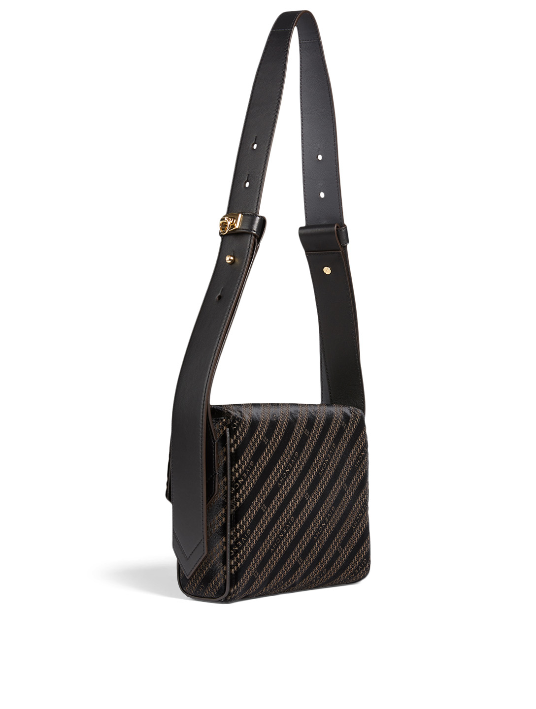 GIVENCHY Small Eden Velvet Bag Women's Black