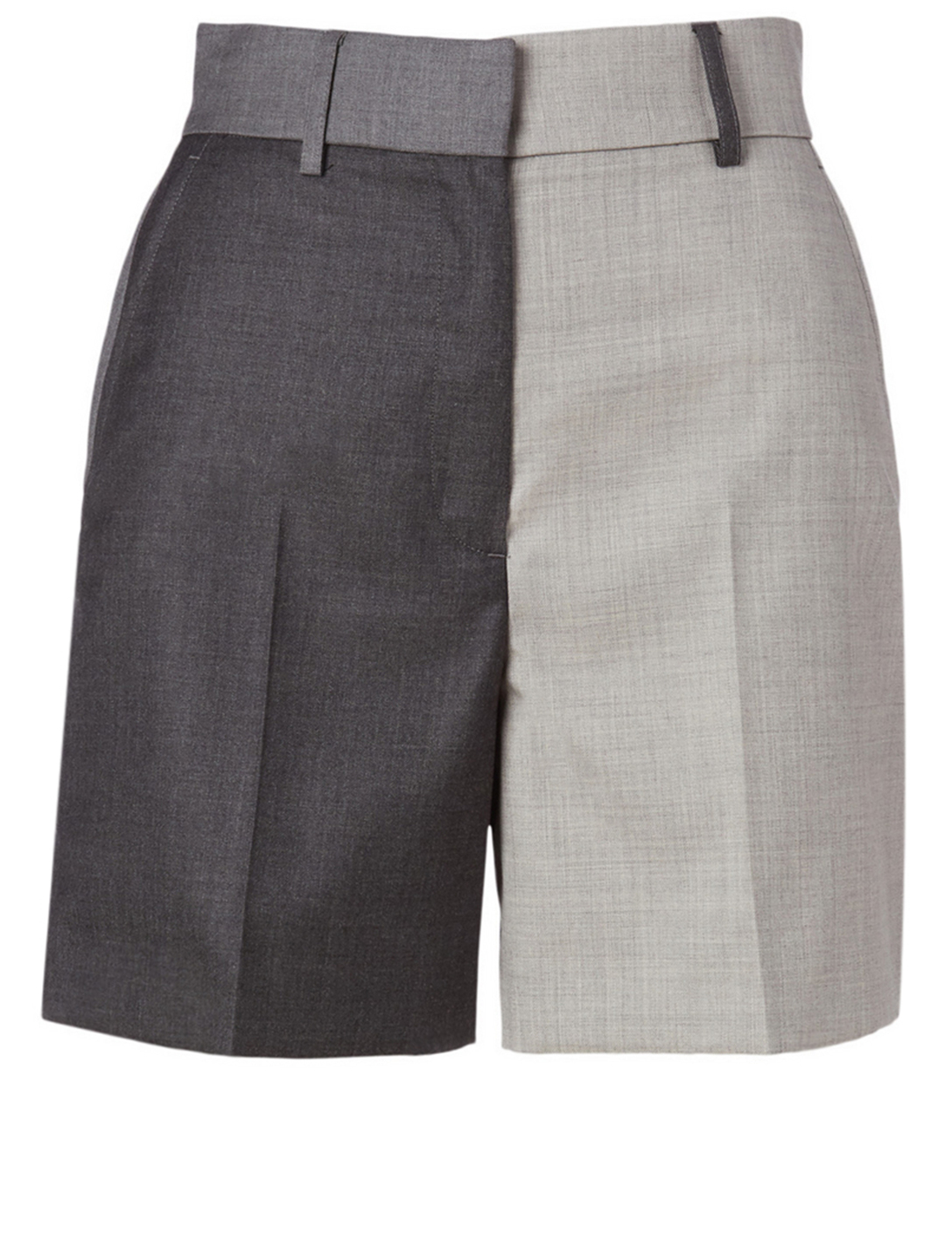 Wool High Waisted Shorts by Holt Renfrew