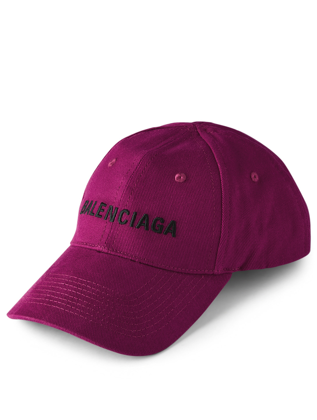 BALENCIAGA Ball Cap With Logo Women's Pink