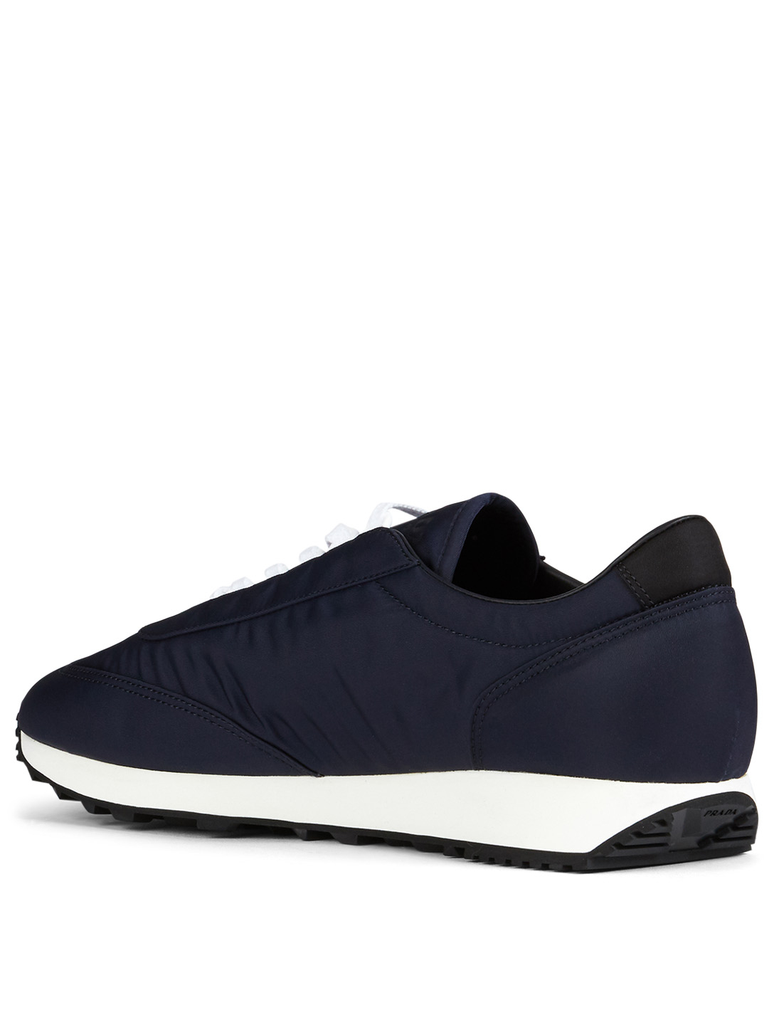 PRADA MLN70 Nylon Sneakers Men's Blue