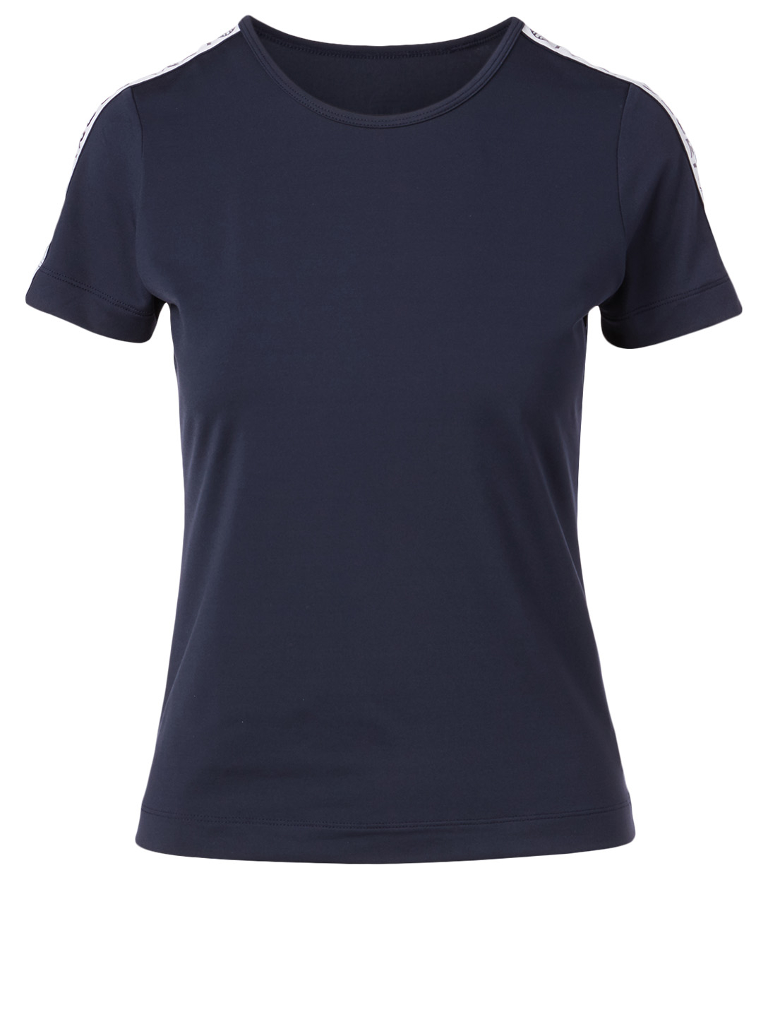 TORY SPORT Performance Banner T-Shirt Women's Blue