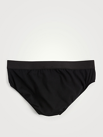 DOLCE & GABBANA Stretch Cotton Briefs Collections Black