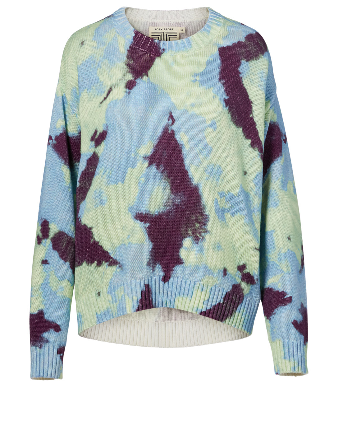 TORY SPORT Tie Dye Sweater Women's Multi