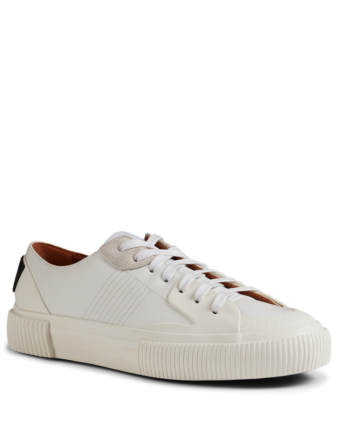 GIVENCHY Tennis Light Leather Sneakers Women's White