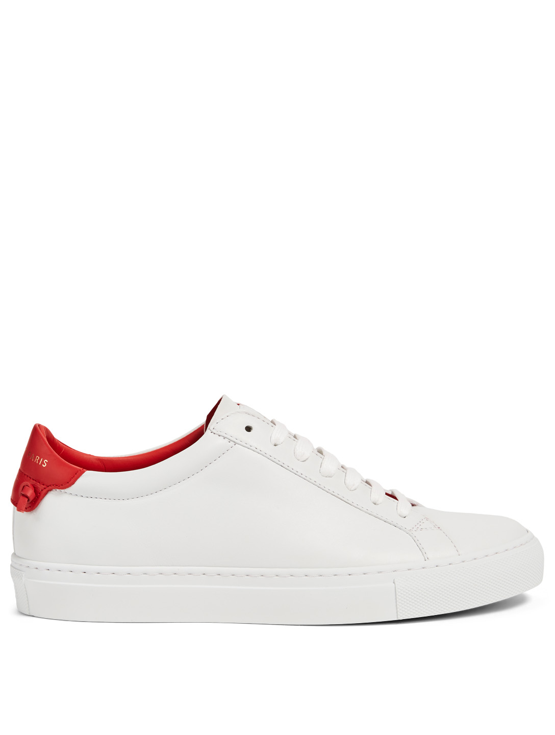 GIVENCHY Urban Street Leather Sneakers Women's Red