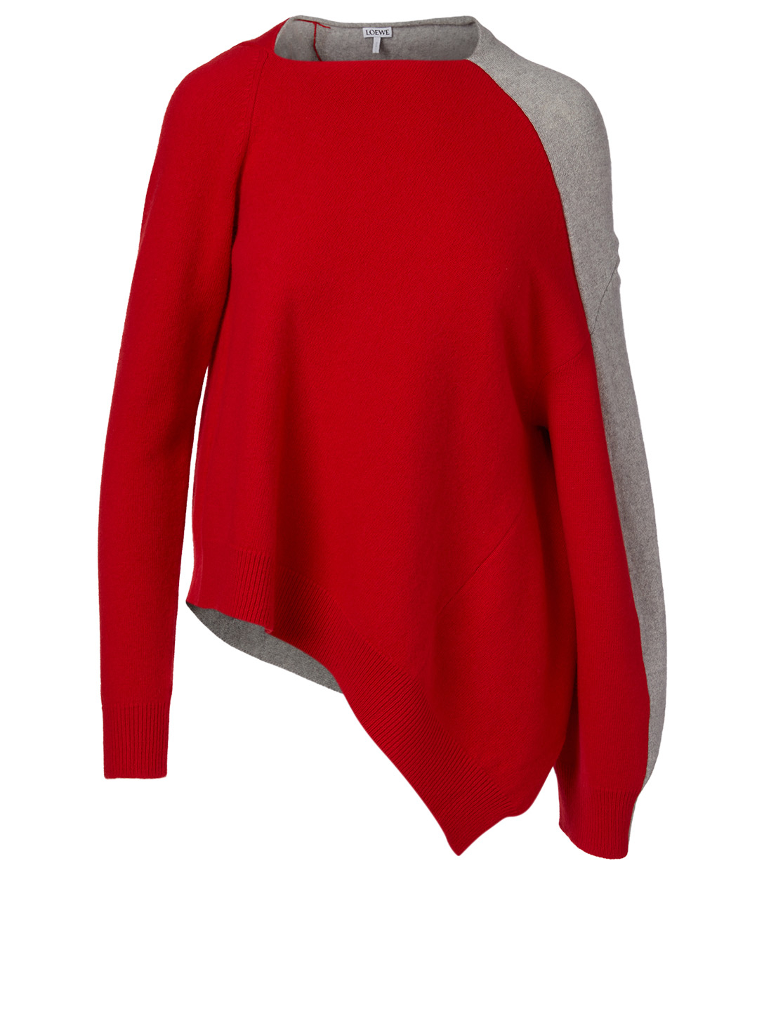 LOEWE Wool And Cashmere Sweater Women's Red