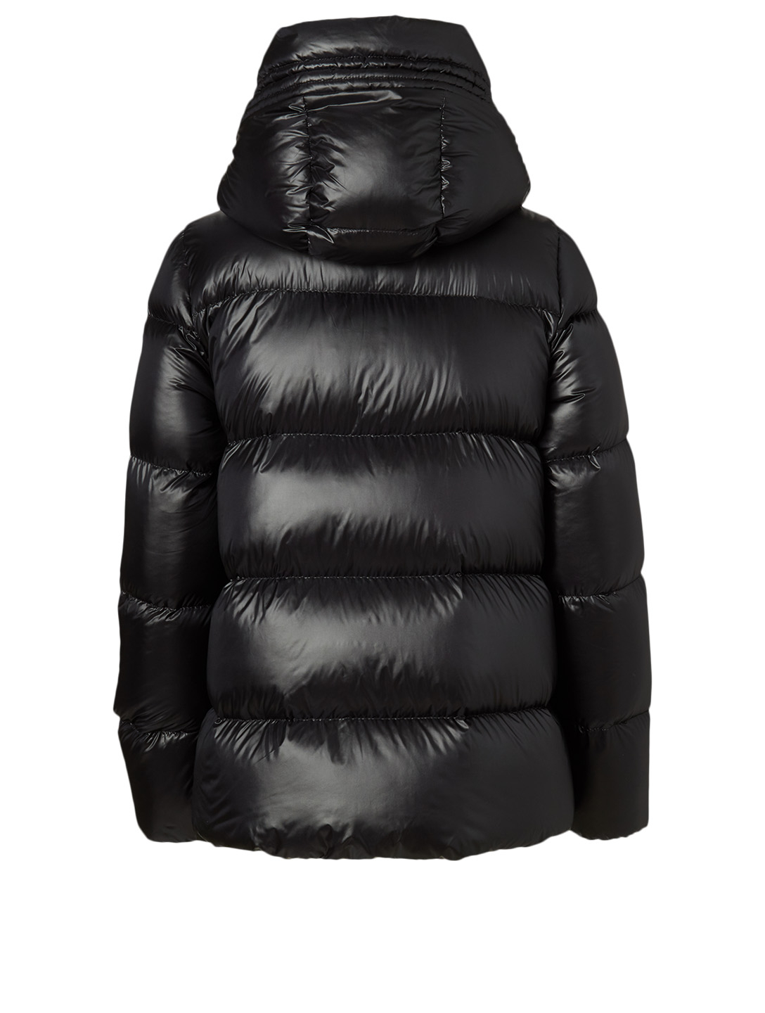 MONCLER Seritte Down Jacket With Hood Seritte Down Jacket With Hood Black