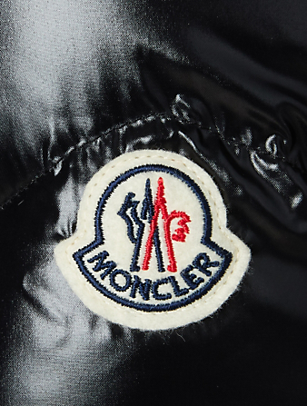 MONCLER Fulmarus Down Long Coat Women's Black