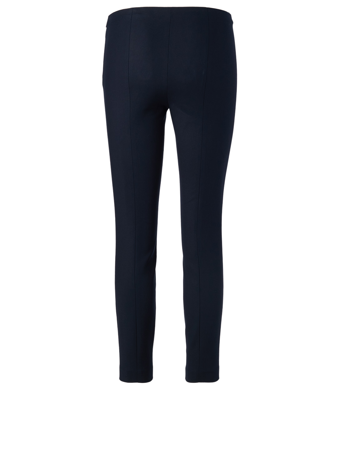 THE ROW Pantalon Sorocco en coton Femmes Bleu