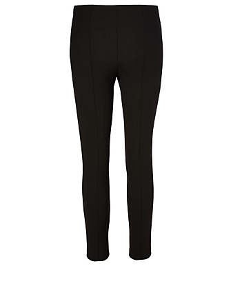 THE ROW Pantalon Kosso en laine Femmes Noir