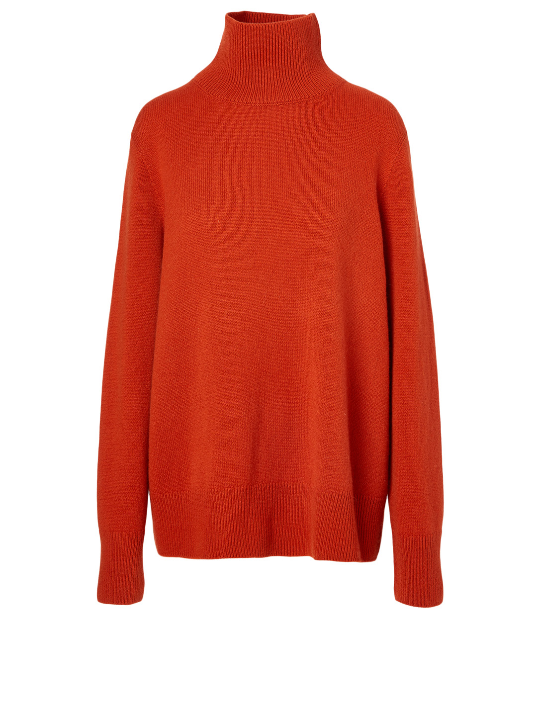 THE ROW Milina Wool And Cashmere Top Women's Orange