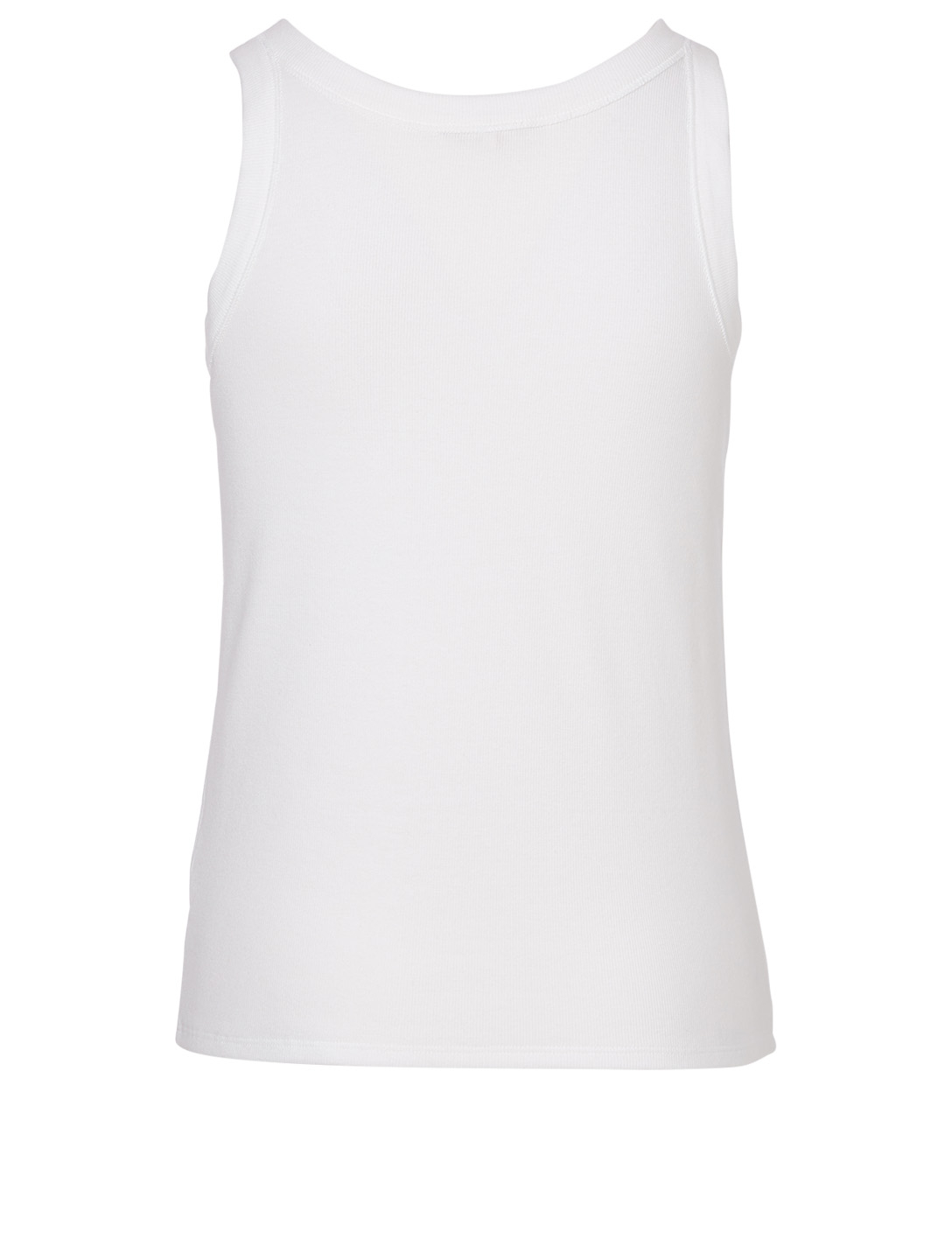 THE ROW Firala Cotton Tank Top Women's White