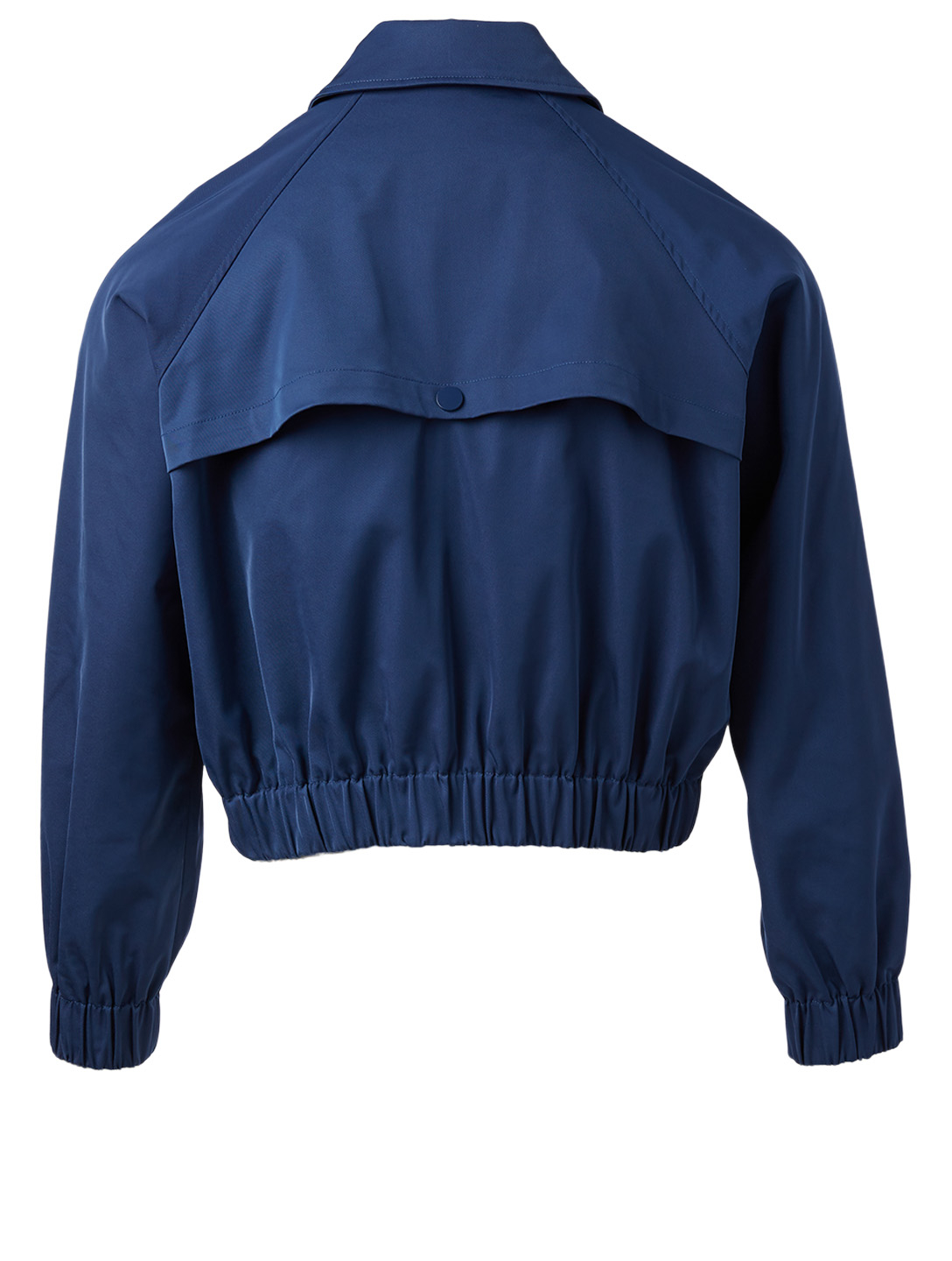 OPENING CEREMONY Cropped Raglan Jacket Women's Blue