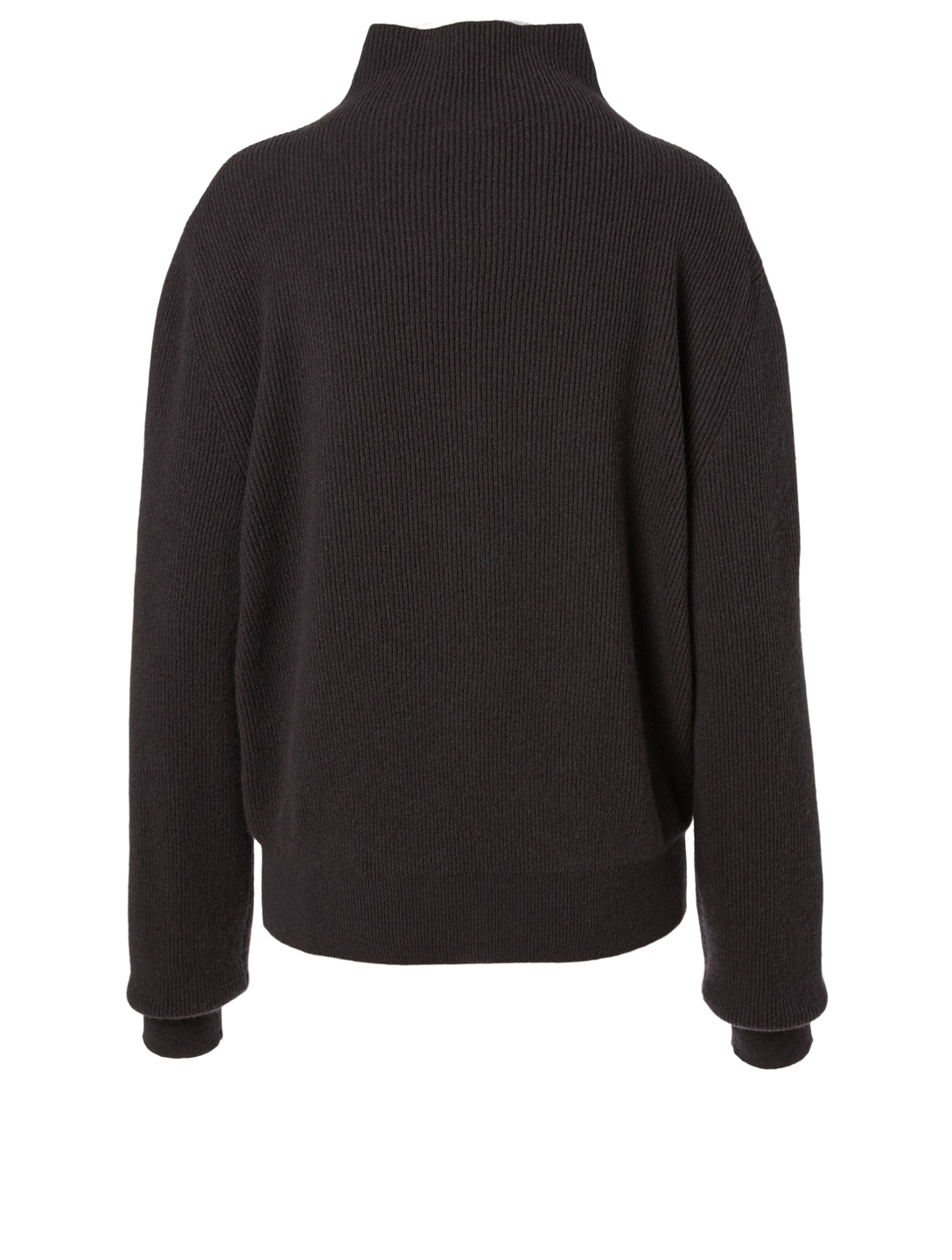 THE ROW Daniel Cashmere Turtleneck Sweater Men's Black