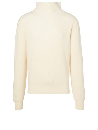 THE ROW Daniel Cashmere Turtleneck Sweater Men's Neutral