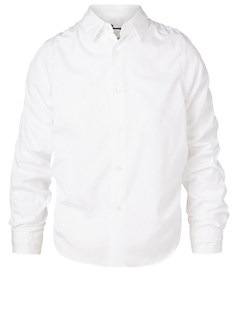 NOIR KEI NINOMIYA Silk Shirt Women's White