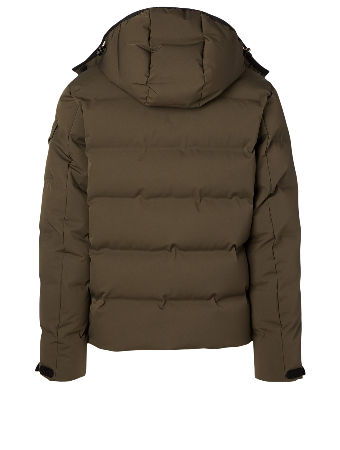 MONCLER GRENOBLE Montgetech Down Jacket Men's Green